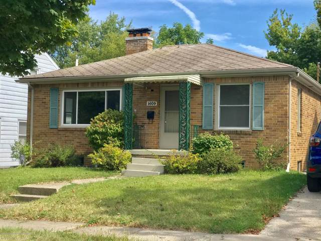 1609 Pattengill Avenue, Lansing, MI 48910 (#630000241042) :: The Mulvihill Group