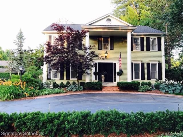 680 Fairfax Street, Birmingham, MI 48009 (#219097624) :: The Buckley Jolley Real Estate Team