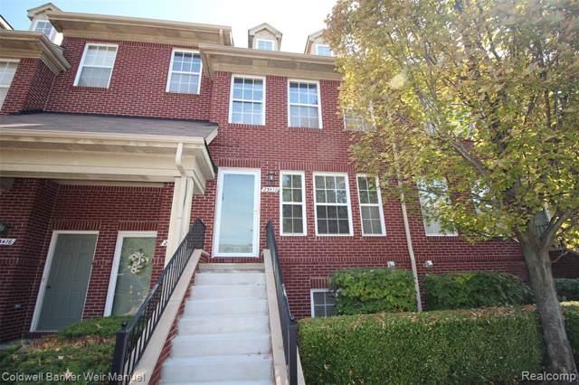 23412 Grayson Drive, Southfield, MI 48075 (#219097625) :: The Buckley Jolley Real Estate Team