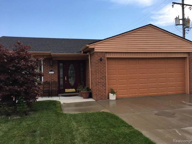 14927 Forest Street, Southgate, MI 48195 (#219097657) :: The Buckley Jolley Real Estate Team