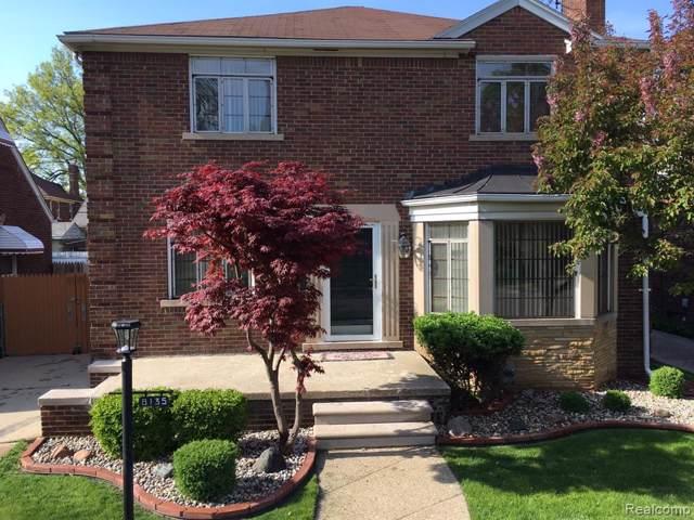 8135 Rolyat Street, Detroit, MI 48234 (#219097660) :: The Mulvihill Group