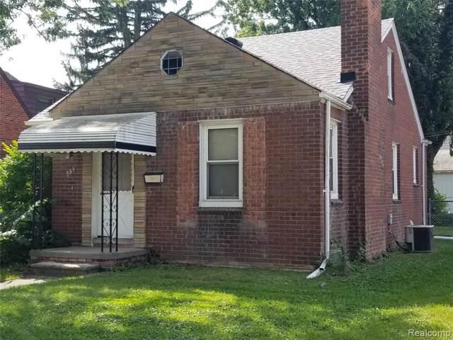 751 N Elizabeth Street, Dearborn, MI 48128 (#219097693) :: RE/MAX Classic
