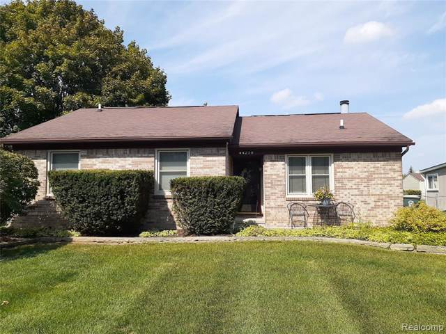 44250 Cherbourg Street, Canton Twp, MI 48188 (#219097697) :: Duneske Real Estate Advisors