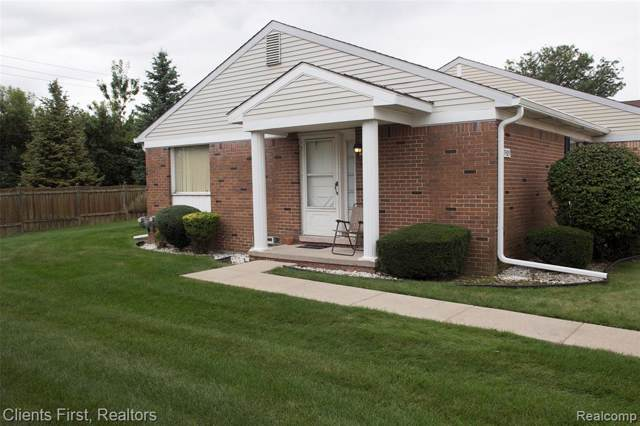 17405 Rudgate Street, Southgate, MI 48195 (#219097699) :: The Mulvihill Group