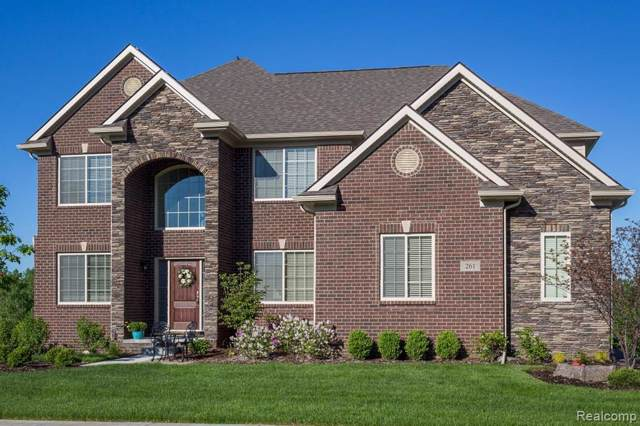 Lot 83 Invitational Drive, Metamora Twp, MI 48455 (#219097721) :: The Buckley Jolley Real Estate Team
