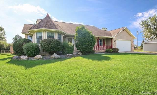 6217 Lazy K Lane, Putnam Twp, MI 48169 (#219097730) :: The Buckley Jolley Real Estate Team