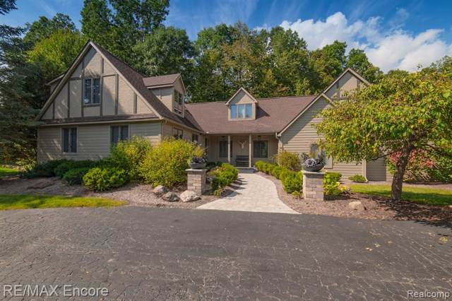 7285 Dark Lake Drive, Independence Twp, MI 48346 (#219097747) :: RE/MAX Classic
