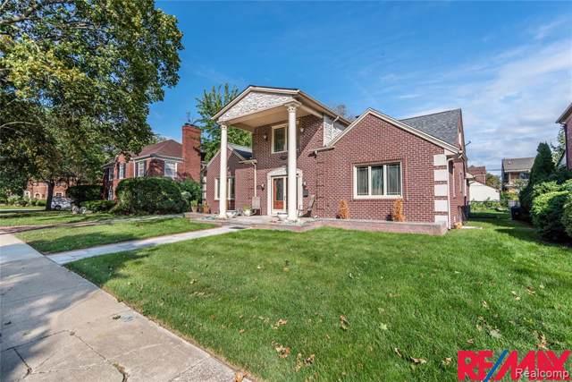 7342 Oakman Boulevard, Dearborn, MI 48126 (#219097756) :: The Mulvihill Group