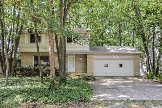 765 Dellwood Drive W, Ann Arbor, MI 48103 (#219097794) :: The Buckley Jolley Real Estate Team