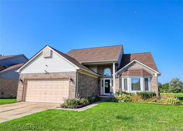 2857 Truffle Drive, Troy, MI 48083 (#219097814) :: The Buckley Jolley Real Estate Team