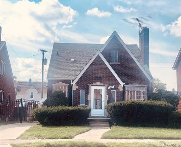 5225 Steadman Street, Dearborn, MI 48126 (#219097818) :: The Buckley Jolley Real Estate Team