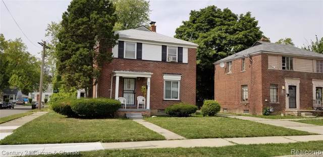 8873 Rutherford Street, Detroit, MI 48228 (#219097826) :: The Buckley Jolley Real Estate Team