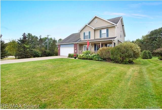 15 Skyline Drive, Oceola Twp, MI 48843 (#219097845) :: Team Sanford
