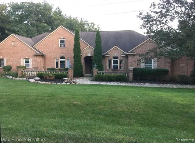 2173 Bonnie Brae Street, Rochester Hills, MI 48309 (#219097876) :: The Buckley Jolley Real Estate Team