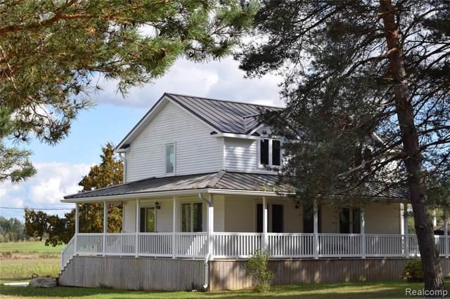 4752 Cemetery Road, Koylton Twp, MI 48741 (#219097895) :: The Buckley Jolley Real Estate Team
