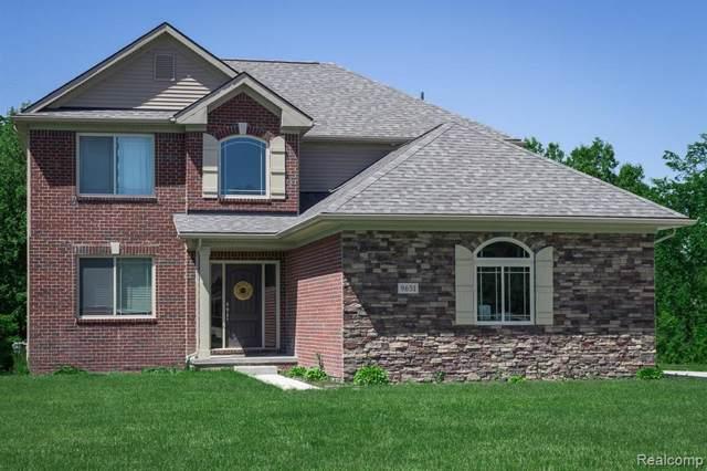 1106 Invitational Drive, Metamora Twp, MI 48455 (#219097904) :: The Buckley Jolley Real Estate Team