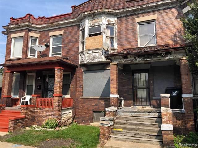 11614 John R Street, Detroit, MI 48202 (MLS #219097953) :: The Toth Team