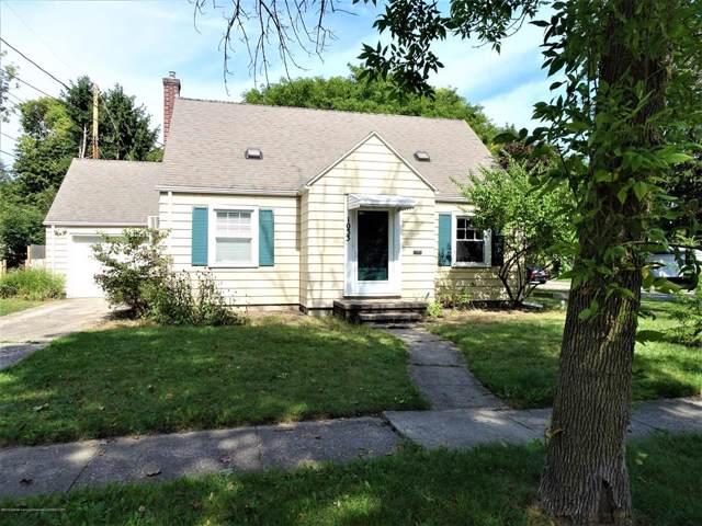 1033 Snyder Road, East Lansing, MI 48823 (#630000241067) :: RE/MAX Nexus