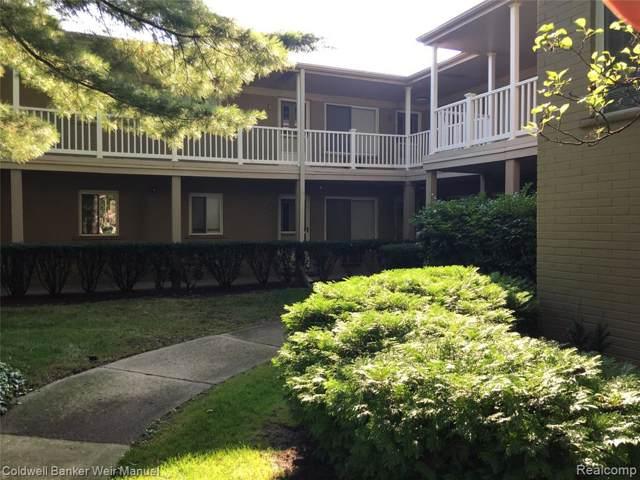 475 S Adams Road #15, Birmingham, MI 48009 (#219098120) :: The Buckley Jolley Real Estate Team