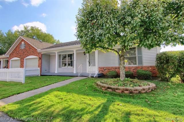 9200 North Drive, Saint Clair Shores, MI 48082 (#219098319) :: The Buckley Jolley Real Estate Team
