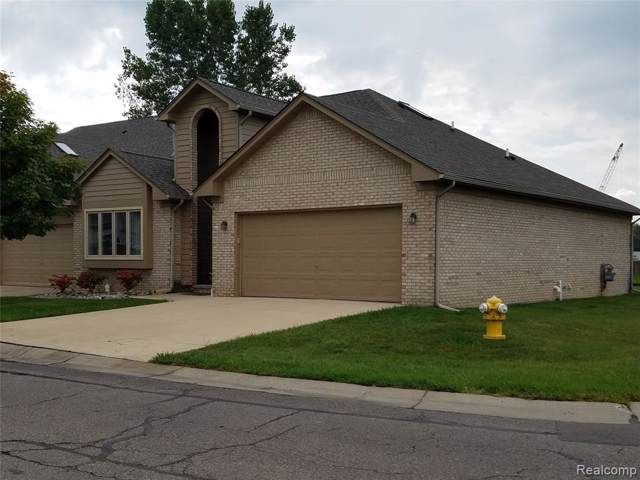 33080 Whispering Lane, Chesterfield Twp, MI 48047 (#219098450) :: The Buckley Jolley Real Estate Team