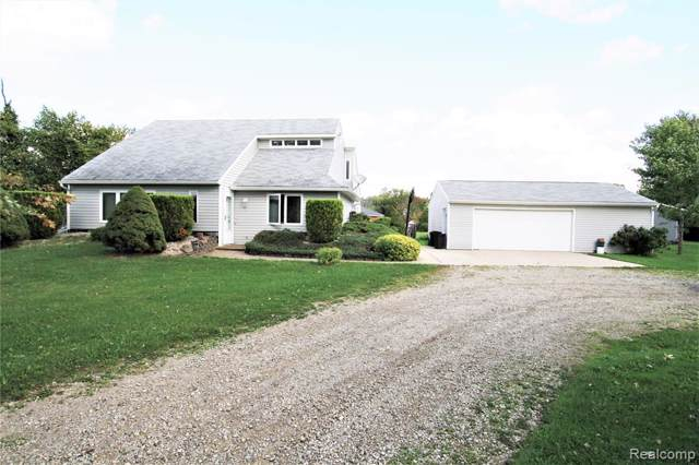 6499 Seymour Road, Gaines Twp, MI 48473 (#219098502) :: Team Sanford