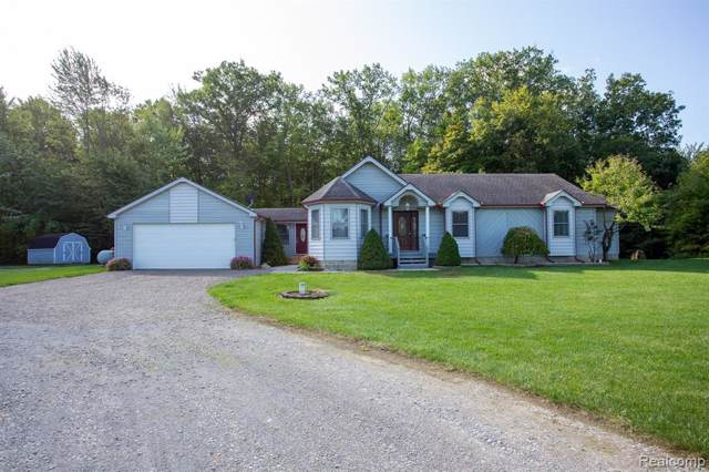 11445 Vinson Lane, Emmett Twp, MI 48022 (#219098638) :: GK Real Estate Team