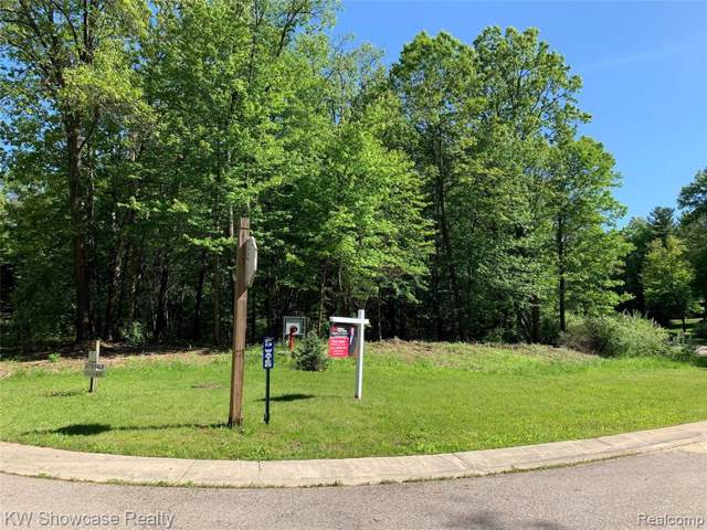 VACANT LOT 72 Trefoil Trail, Groveland Twp, MI 48462 (#219098651) :: The Buckley Jolley Real Estate Team