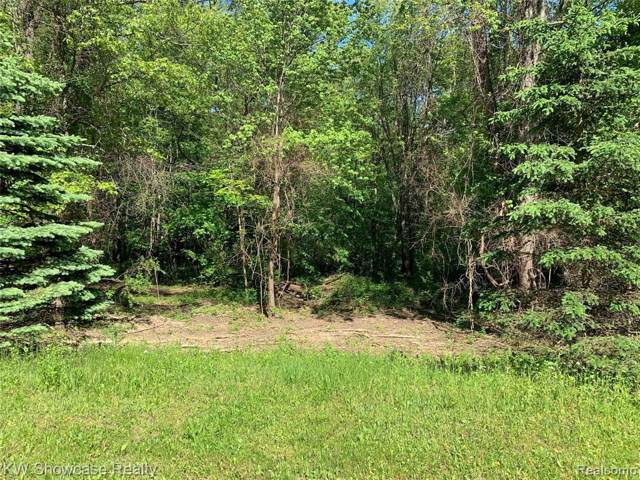 VACANT LOT 78 Trefoil Trail, Groveland Twp, MI 48462 (#219098664) :: The Buckley Jolley Real Estate Team