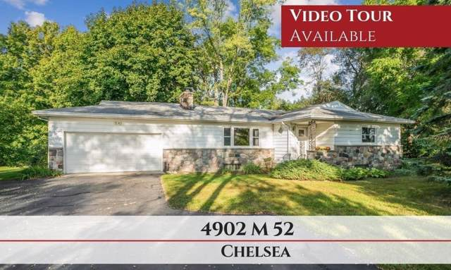 4902 S M 52, Sylvan Twp, MI 48118 (#543268990) :: The Mulvihill Group