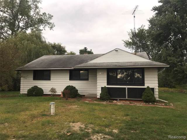 11503 E Stanley, Richfield Twp, MI 48423 (#219098724) :: The Mulvihill Group