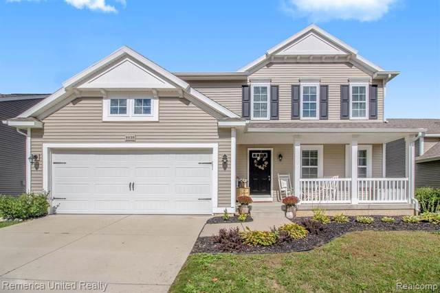 8630 Pinnebog River Drive, Handy Twp, MI 48836 (#219098786) :: The Mulvihill Group