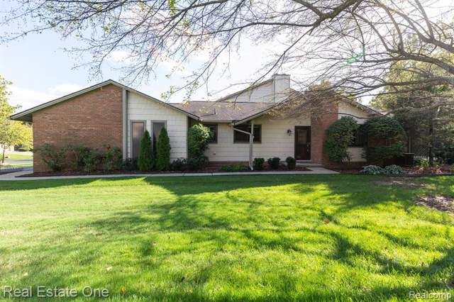 48120 Colony Farm Circle, Plymouth Twp, MI 48170 (#219099220) :: The Buckley Jolley Real Estate Team