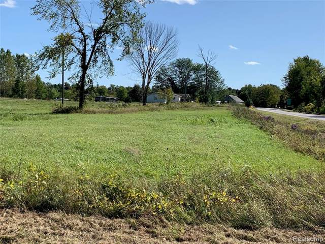 000 Jefferson Rd, North Branch Twp, MI 48461 (#219099419) :: The Buckley Jolley Real Estate Team