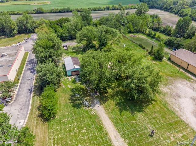 2390 N Telegraph Road, Frenchtown Twp, MI 48162 (#219099491) :: The Buckley Jolley Real Estate Team