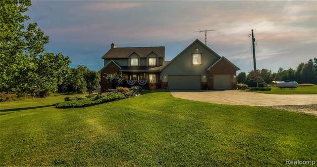3401 Lovejoy Road, Cohoctah Twp, MI 48418 (#219099520) :: The Buckley Jolley Real Estate Team