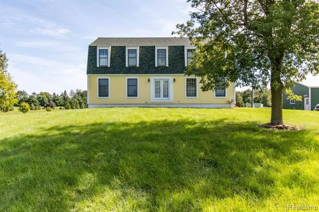 5150 Fowlerville Road, Handy Twp, MI 48836 (#219099572) :: GK Real Estate Team