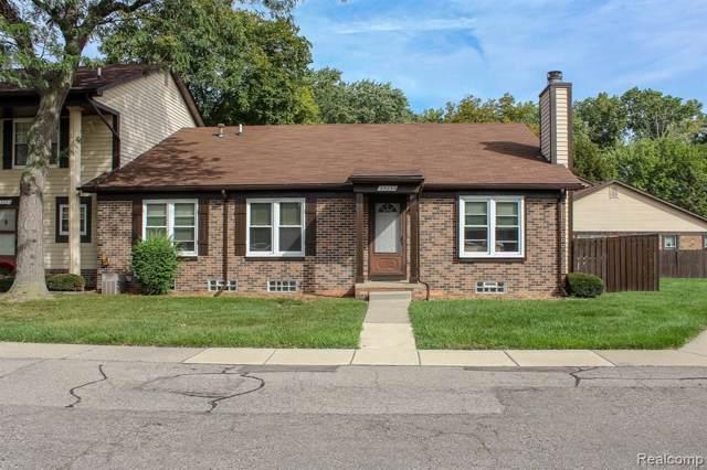 35292 Bristlecone, Clinton Twp, MI 48035 (#219099670) :: The Buckley Jolley Real Estate Team
