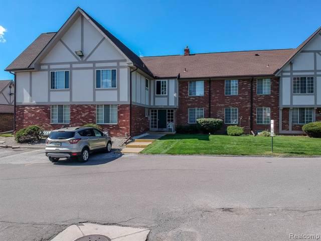 30240 Southfield Road #174, Southfield, MI 48076 (#219099719) :: The Buckley Jolley Real Estate Team