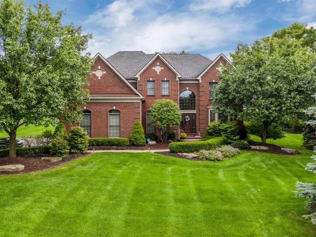 4316 Hickory Ridge Court, Superior Twp, MI 48170 (#543268993) :: The Buckley Jolley Real Estate Team