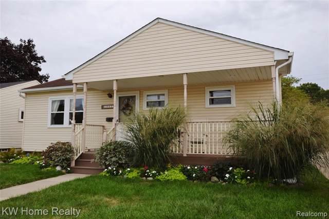 28437 Maplewood Street, Garden City, MI 48135 (#219099778) :: GK Real Estate Team
