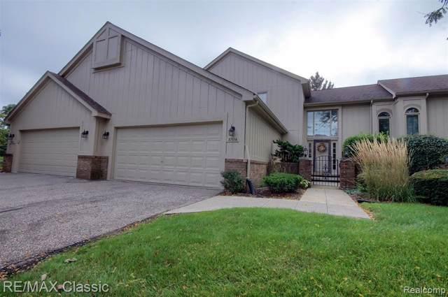 37936 N Laurel Park Drive, Livonia, MI 48152 (#219099785) :: The Buckley Jolley Real Estate Team