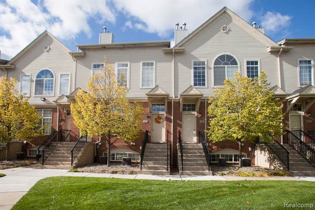 30693 Ardmore Court #48, Novi, MI 48377 (MLS #219099802) :: The Toth Team