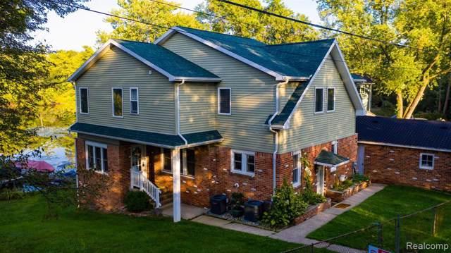 670 Fernhurst Drive, Orion Twp, MI 48362 (#219099878) :: The Alex Nugent Team | Real Estate One