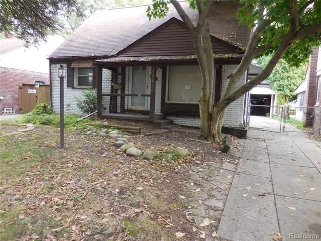 12850 Virgil Street, Detroit, MI 48223 (#219099922) :: GK Real Estate Team