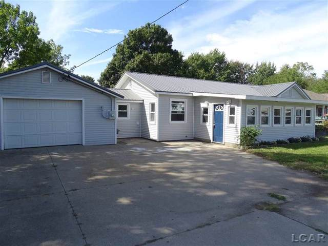 718 Parkwood Ave, Blissfield, MI 49228 (MLS #56031395845) :: The Toth Team