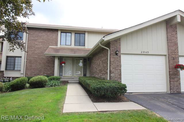 2945 Meadowbrook Drive, Rochester Hills, MI 48309 (#219100020) :: The Buckley Jolley Real Estate Team