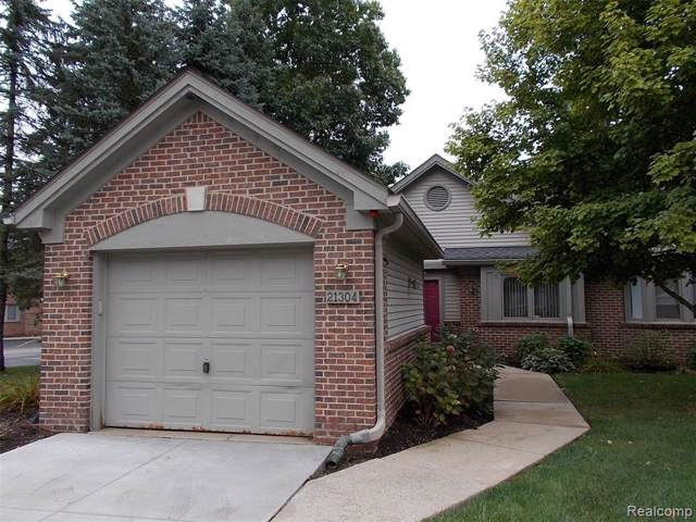 21304 Juniper Court #69, Farmington Hills, MI 48336 (#219100109) :: BestMichiganHouses.com