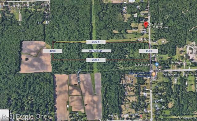 00000 Huron River Drive, Romulus, MI 48174 (#219100285) :: The Mulvihill Group