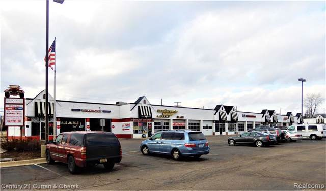 38410 Grand River Ave, Farmington Hills, MI 48335 (MLS #219100537) :: The John Wentworth Group